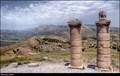 Image for Columns of Karakus Tümülüs - Çukurtas Köyü (Adiyaman Province, East Turkey)