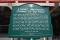 Image for Lansky Brothers Clothier To The King - Beale Street, Memphis, TN