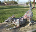 Image for Playful Mosaic Dog - San Jose, CA