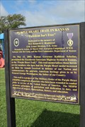 Image for Purple Heart Trail -- Emporia KTA Service Area, Towanda KS