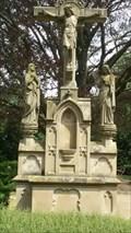 Image for Kreuzweg auf dem Friedhof in Leuth - Nettetal - NRW - Germany