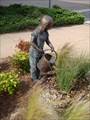 Image for Girl With Watering Can - Stillwater, OK
