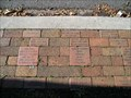 Image for Garden Club of NJ Donor Bricks - Moorestown, NJ