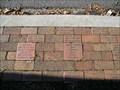 Image for Garden Club of NJ Donor Bricks - Moorestown, NJ