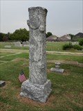 Image for E.W. Shepherd - Old Hall Cemetery - Lewisville, TX