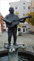 Image for Guitar - 'Roider Jackl Fountain' - Freising, BY, Germany