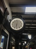 Image for West Street Village Shopes Clock - North East, MD
