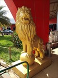 Image for Lions—Southern Bus Station, Vientiane, Laos