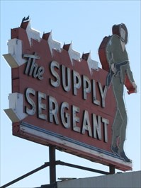 Supply Sergeant, Los Angeles, Pane 3