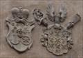 Image for Aliancní erb Eggenbergu a makrabství Braniborského - Ceský Krumlov, Czech Republic