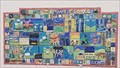 Image for Ceramic Tile Mural - Princetown Primary School - Princetown, Devon
