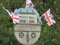 Image for Felbrigg Village sign - Norfolk