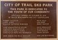 Image for SK8 Park - Trail, British Columbia