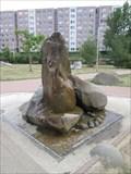 Image for Stone fountain - Brno, Czech Republic
