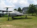 Image for Republic F-84F - Museum of Aviation, WRAFB, Warner Robins, GA