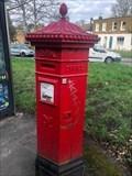 Image for Victorian Pillar Box - Woodhayes Road - Wimbledon - London SW19