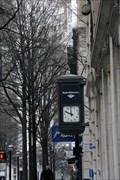 Image for Bank of America clock – Atlanta, GA