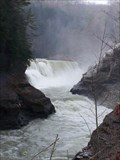 Image for Lower Falls - Letchworth State Park, New York
