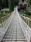 Image for kleine Hängebrücke - Steinwasenpark - Oberried, Germany, BW