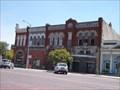 Image for Union Block - Oskaloosa, Kansas.