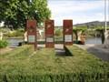 Image for Stèles commémoratives-Schengen,Luxembourg