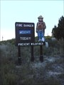 Image for Smokey the Bear - Escalante, UT