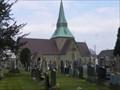 Image for Holy Trinity - Churchyard Cemetry - Felinfoel, Llanelli, Wales, Great Britain.