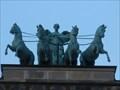 Image for Victoria, Roman Goddess of Victory - Thorvaldsen Museum - Copenhagen, Denmark
