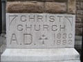 Image for 1892 - Christ Church Cathedral - Nashville, Tennessee