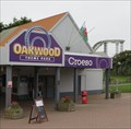 Image for Oakwood Theme Park - Satellite Oddity - Pembrokeshire, Wales.