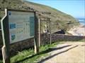 Image for Praia da Samarra Flora and Fauna Information Sign