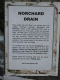 Image for Norchard Drain - Norchard Railway Station, Norchard, Gloucestershire, UK