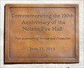 Image for Nelson fire hall marks 100th year - Nelson, BC