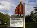 Image for KING  KAMEHAMEHA 1     - Kapa`au - Hawai`i