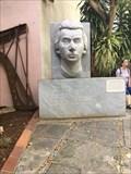 Image for Bust of Mozart - Havana, Cuba