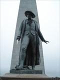 Image for Colonel William Prescott Statue - Bunker Hill Monument - Charlestown, MA, USA