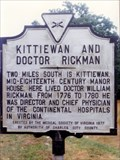Image for Kittiewan and Doctor Rickman