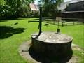 Image for Pumpa v zámeckém parku - Blatná, okres Strakonice, CZ