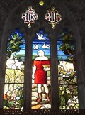 Image for The Windows of Lydford Church Devon UK