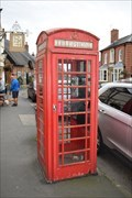 Image for Red Telephone Box - Market Bosworth, Leicestershire