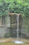 Image for Bird Weathering Waterfall