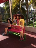 Image for Lego Friends Bench - Anaheim, CA
