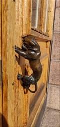 Image for Tiger door handle - Turku, Finland