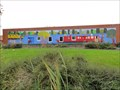 Image for Priory View Community Centre Mural, Halton, UK