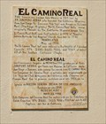 Image for El Camino Real -- El Pueblo de Los Angeles, Los Angeles CA