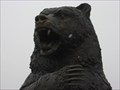 "Image for Oakland University Golden Grizzlies - ""The Grizz"" - Rochester, MI"