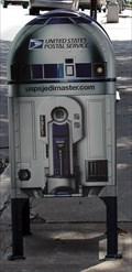 Image for R2D2 at the GA. Capitol - Atlanta, GA.