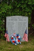 Image for World War II Honor Roll - Northbridge MA