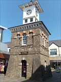 Image for Market Clock Tower - Remnant - Carmarthen, Wales.