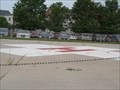 Image for Helicopter Landing Pad  -  Newton, Iowa